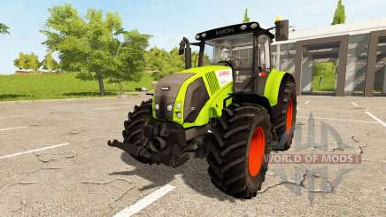 CLAAS Axion 820 для Farming Simulator 2017