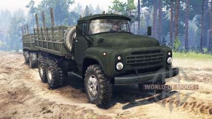 ЗиЛ-130 6х6 для Spin Tires