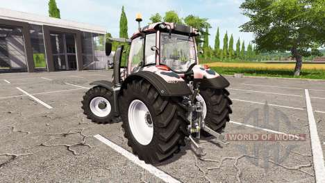 Valtra T234 COW Edition multicolor для Farming Simulator 2017