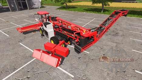 HOLMER Terra Felis 2 multifruit v1.1 для Farming Simulator 2017