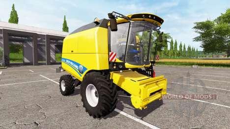 New Holland TC5.90 [pack] для Farming Simulator 2017