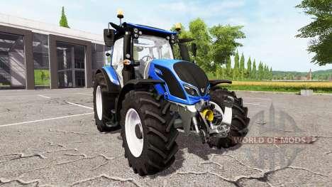 Valtra N134 для Farming Simulator 2017