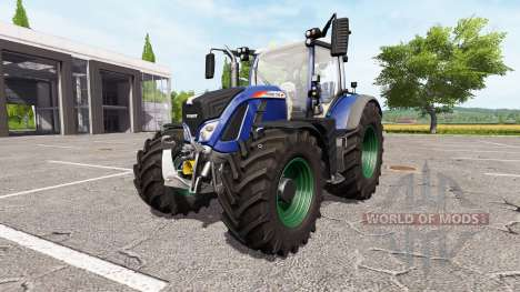 Fendt 716 Vario v1.3 fix для Farming Simulator 2017