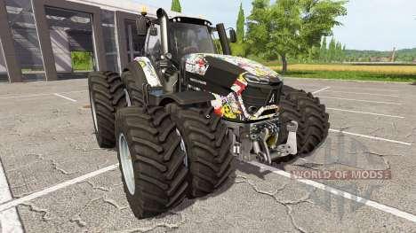 Deutz-Fahr 9310 TTV designer edition для Farming Simulator 2017