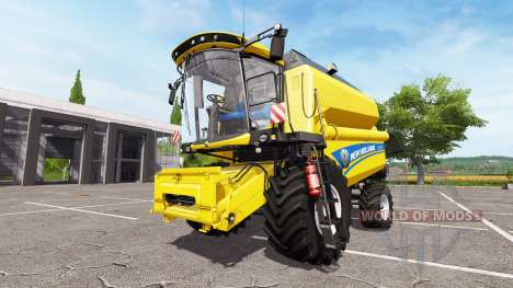 New Holland TC5.70 для Farming Simulator 2017