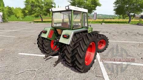 Fendt Farmer 310 LSA Turbomatik для Farming Simulator 2017