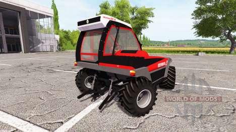 Reform Metrac G5 X v0.7 для Farming Simulator 2017