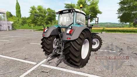 Fendt 936 Vario petrol для Farming Simulator 2017