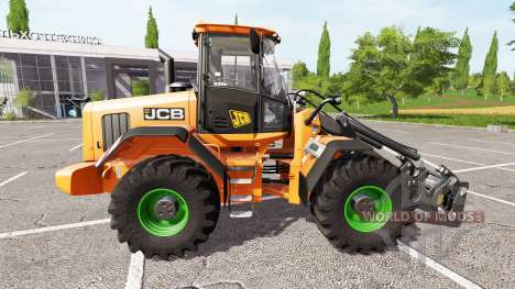 JCB 435S AWS v1.1 для Farming Simulator 2017