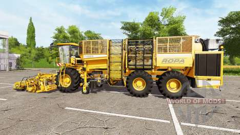 ROPA euro-Tiger V8-3 XL для Farming Simulator 2017