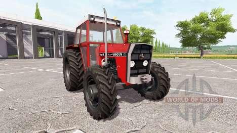 IMT 590 DV для Farming Simulator 2017