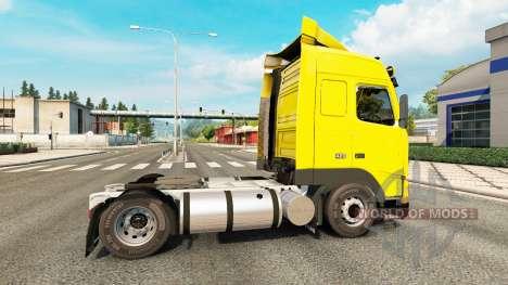 Volvo FH12 для Euro Truck Simulator 2