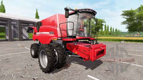 Case IH Axial-Flow 9230 Turbo для Farming Simulator 2017