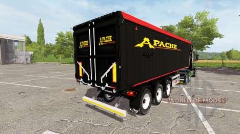 Scania T164 Apache для Farming Simulator 2017