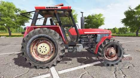 URSUS 1614 для Farming Simulator 2017