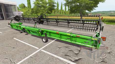 New Holland SuperFlex Draper 45FT multicolor для Farming Simulator 2017