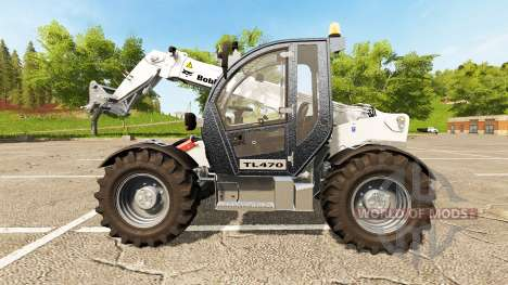 Bobcat TL470 для Farming Simulator 2017