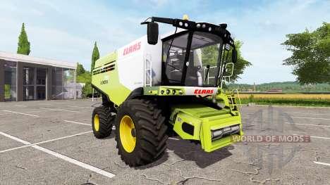 CLAAS Lexion 780 для Farming Simulator 2017