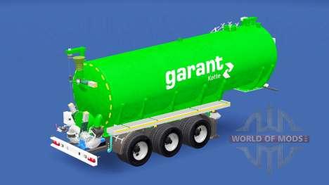 Kotte GARANT TSA 30000 для American Truck Simulator