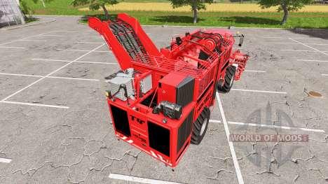 HOLMER Terra Dos T4-30 для Farming Simulator 2017