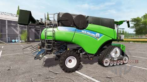 New Holland CR10.90 multicolor для Farming Simulator 2017