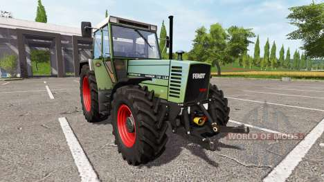 Fendt Farmer 312 LSA Turbomatik для Farming Simulator 2017