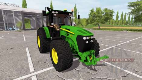 John Deere 7930 для Farming Simulator 2017