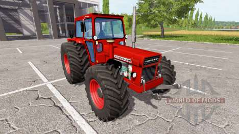 Volvo BM 810 для Farming Simulator 2017