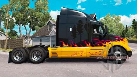 Новые колёсные диски и покрышки для American Truck Simulator