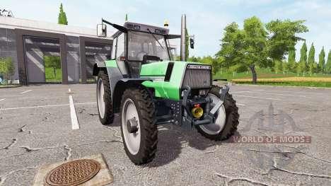 Deutz-Fahr AgroStar 6.61 для Farming Simulator 2017