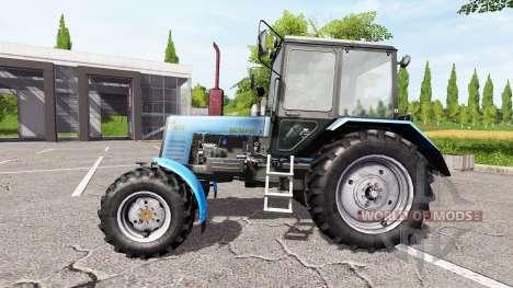 МТЗ-1025 Беларус для Farming Simulator 2017