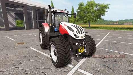 Steyr Terrus 6270 CVT ecotec v1.5 для Farming Simulator 2017