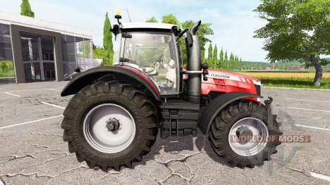 Massey Ferguson 8732 для Farming Simulator 2017