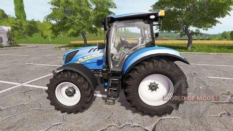 New Holland T6.145 для Farming Simulator 2017