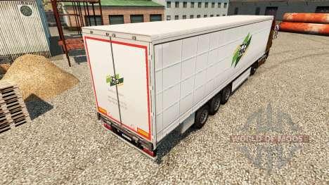 Скин Tmg Loudeac на полуприцепы для Euro Truck Simulator 2
