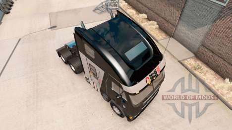 Freightliner Argosy v2.2.1 для American Truck Simulator