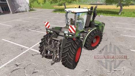 Fendt T Vario для Farming Simulator 2017