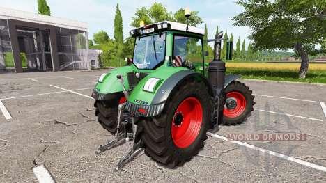Fendt 1050 Vario sport для Farming Simulator 2017