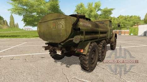 ЗиЛ-131 огнеопасно для Farming Simulator 2017