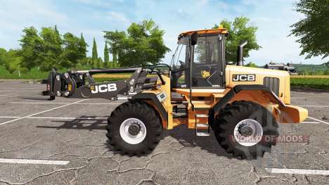 JCB 435S multicolor для Farming Simulator 2017