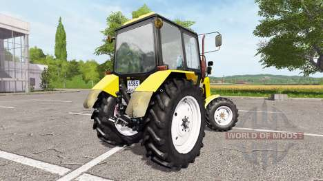 МТЗ-1025 Беларус v4.0 для Farming Simulator 2017