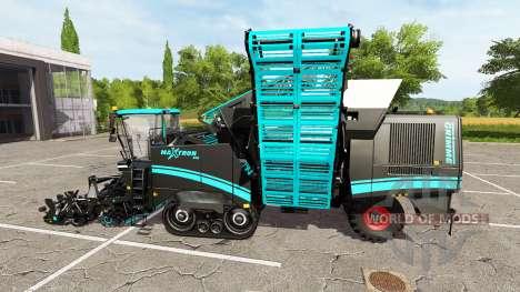 Grimme Maxtron 620 v1.2 для Farming Simulator 2017