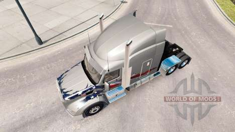 Тюнинг для Peterbilt 579 для American Truck Simulator