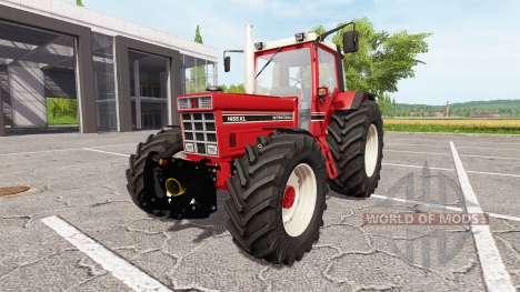 International 1455 XL для Farming Simulator 2017