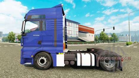 MAN TGX Euro 6 v2.3 для Euro Truck Simulator 2