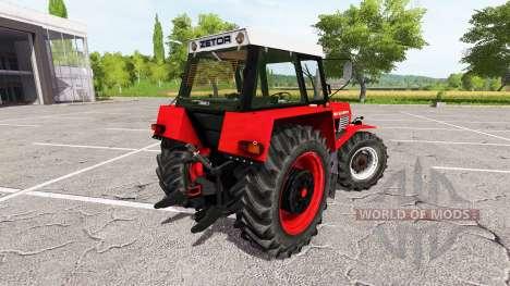 Zetor 12045 v0.5 для Farming Simulator 2017