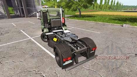 MAN TGS 18.480 для Farming Simulator 2017