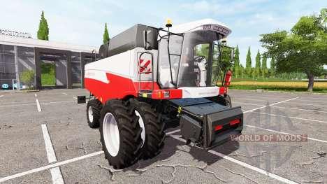 Ростсельмаш Акрос 595 Плюс v1.1 для Farming Simulator 2017