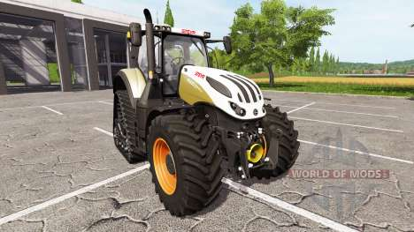 Steyr Terrus 6300 CVT v1.2 для Farming Simulator 2017