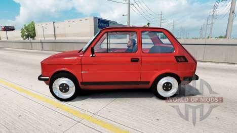 Fiat 126p для American Truck Simulator